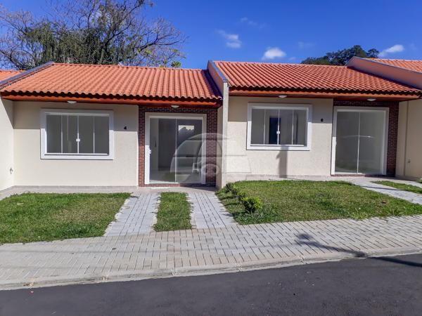 Casa de condomínio à venda com 2 dormitórios em Atuba, Colombo cod:153456