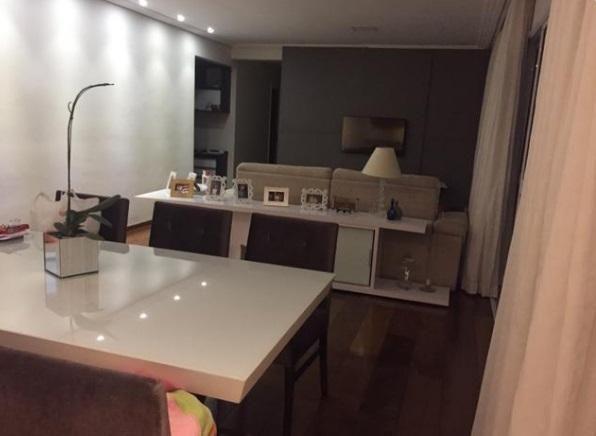 Apartamento com 3 Garagens - 156 M²-Permuta