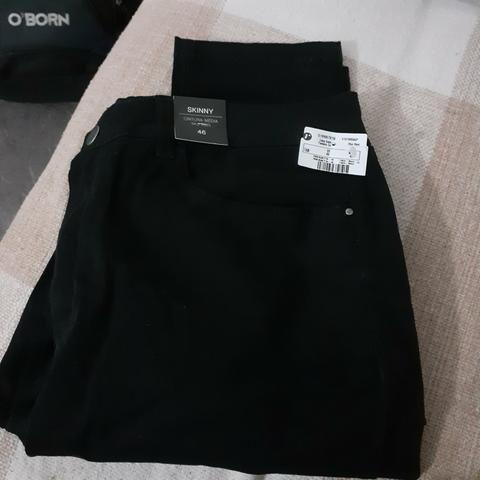 Calça preta sarja - Foto 3