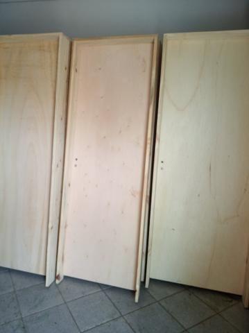 Aberturas de madeira