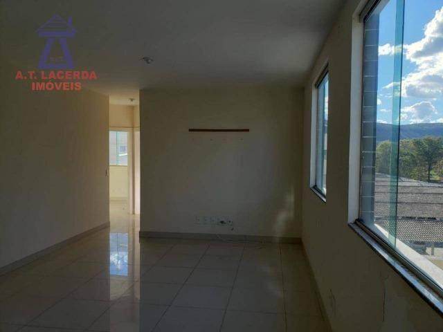 Aluga-se apartamento ótima localização - Augusta Mota