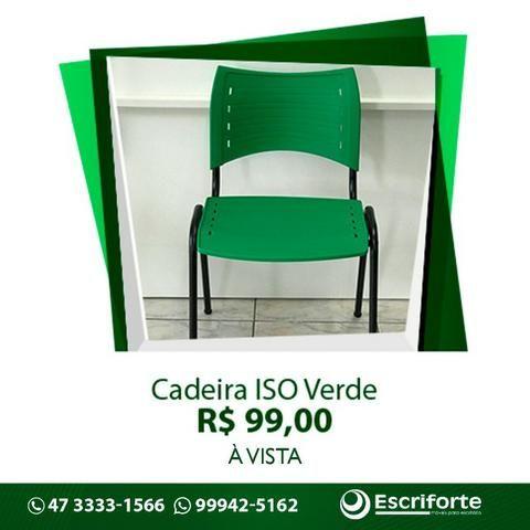 Cadeira ISO Verde