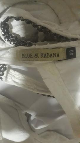 1d851fac5dbe Vestido blue kabana tamanho 40 - Roupas e calçados - Cidade Nobre ...