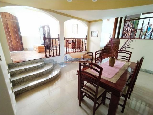 Casa à venda com 3 dormitórios em Caiçara, Belo horizonte cod:45878 - Foto 5