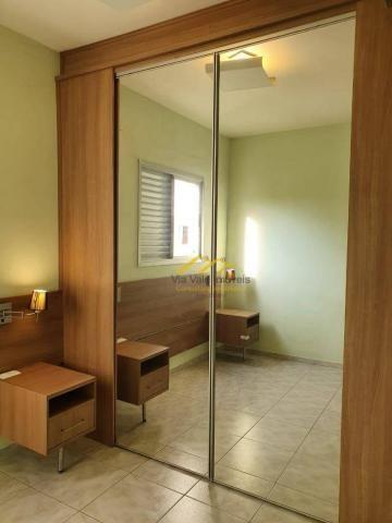 Apartamento com 2 dormitórios à venda, 52 m² por R$ 165.000,00 - Vila Nossa Senhora das Gr