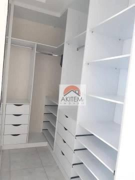 Apartamento com 04 quartos, 03 suítes e lazer fantástico a beira mar de Olinda - Foto 13