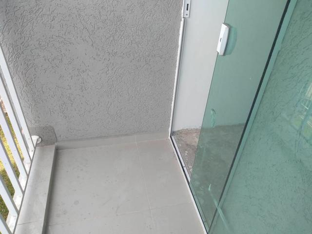 Pc- Lindo apê 1e2 quartos com sacada - Foto 5