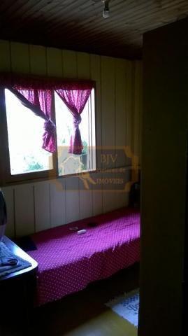 Casa à venda com 2 dormitórios em Alto feliz, Passo de torres cod:236 - Foto 11