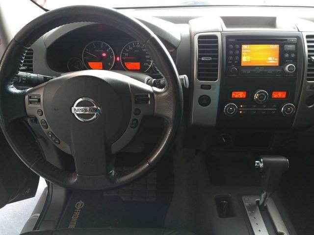 Nissan Frontier SL 2014 Top de linha automático 4x4 - Foto 4
