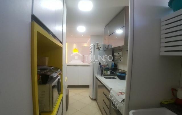 (ESN Tr51827)Apartamento Abarana a venda 64m 2 quartos e 1 vaga Papicu - Foto 12