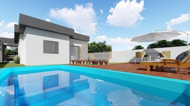 Casa alto padrão, 3dorm c/ suíte, churrasqueira e piscina. - Foto 9