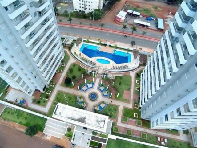 Residencial Aquarela apartamento de 2 Q, sendo uma suíte, 2 banheiros