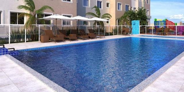 Apartamento 2Q, setor Faiçalville 100% financiado - Foto 3