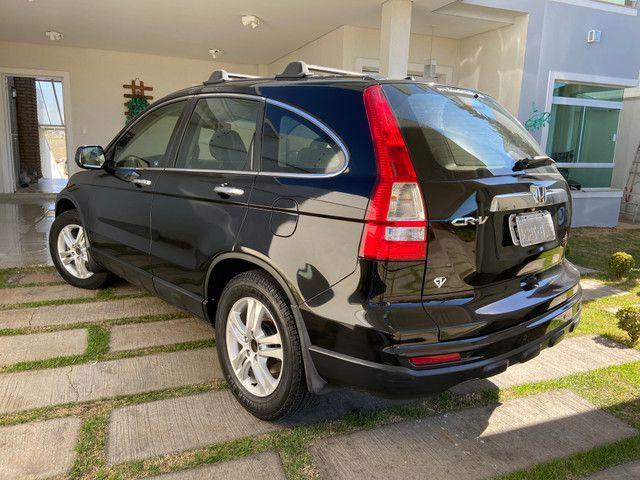 Oportunidade:Vendo ou troco CR-V ELX automática 2011 - Foto 5