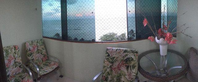 Apartamento na beira mar de Olinda, 3 quartos, móveis planejados, área de lazer - Foto 4