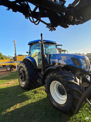 New holland new t7 245