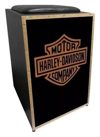 Cajon Harley Davidson elétrico - Foto 2