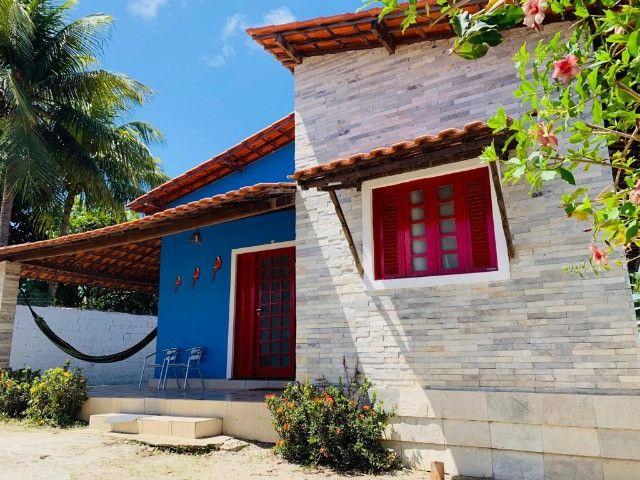 Excelente e ampla casa muito bem mobiliada na praia de Serrambi! - Foto 2
