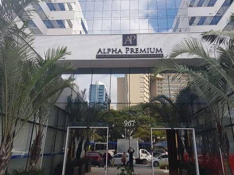 Excelente Ponto Alpha Shooping - Sala Comercial 53 m2- Alphaville Centro Comercial Barueri - Foto 5