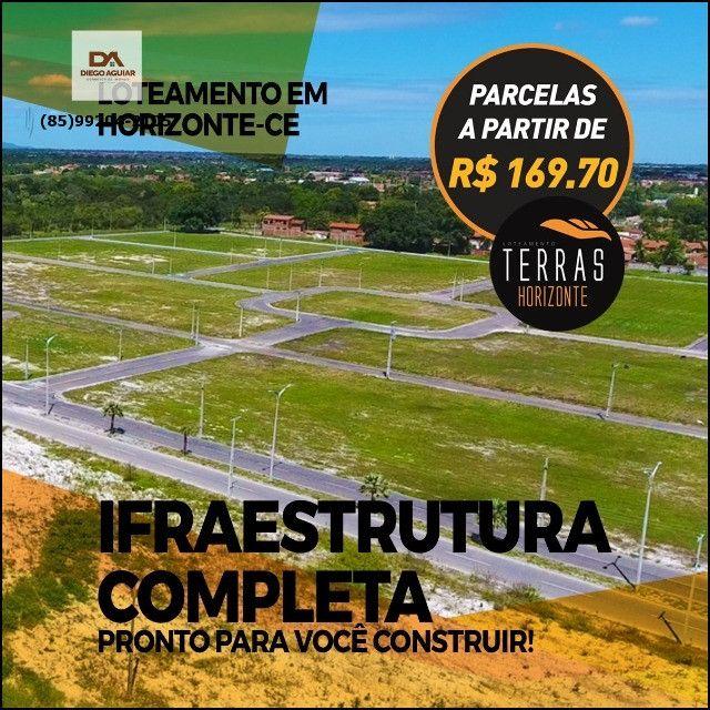 Loteamento Terras Horizonte(Liberado para Construir)<@! - Foto 4