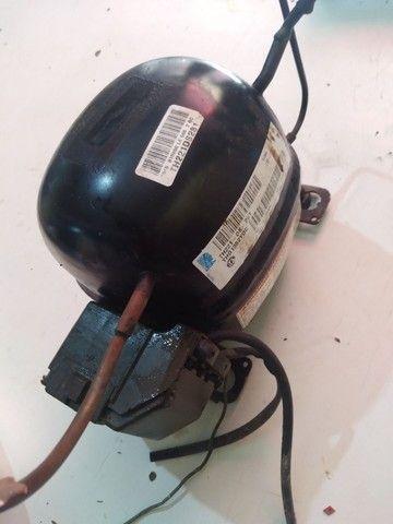 Motor de frezeer funcionando normal 270,00 - Foto 4