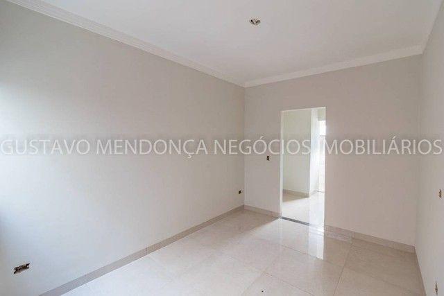 Belíssima casa térrea nova no bairro Rita Vieira 1-  Com duas suites - Foto 6