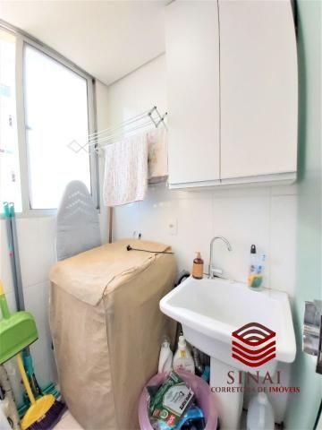 Apartamento à venda com 2 dormitórios em Santa mônica, Belo horizonte cod:1488 - Foto 18