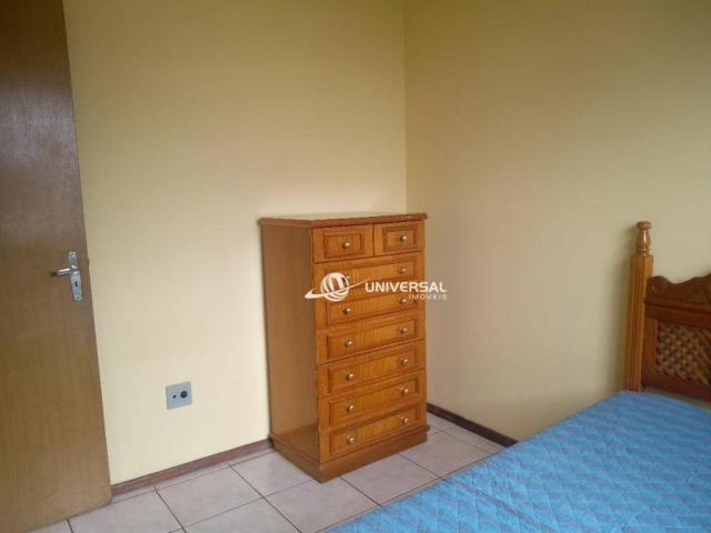 Apartamento com 3 quartos para alugar, 61 m² por R$ 1.200/mês - Cascatinha - Juiz de Fora/ - Foto 15