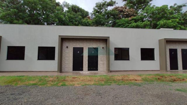 Kitnet com 1 dormitório para alugar, 35 m² por R$ 1.000,00/mês - Parte Norte do Patrimônio - Foto 2