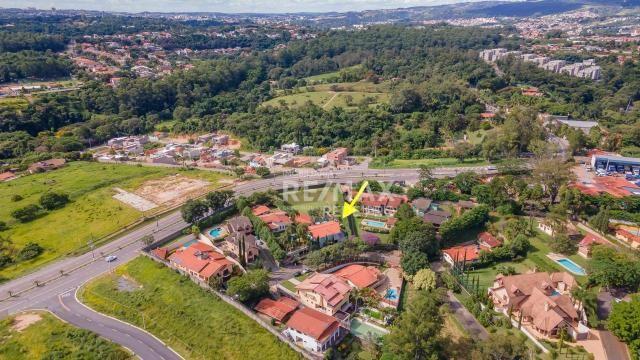 A Casa Azul! Térrea com 3 dormitórios e terreno de 1310m2 à venda no Condomínio Marambaia- - Foto 10