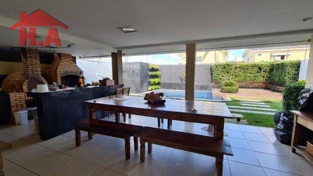 Casa com 3 dormitórios à venda por R$ 799.000 - Coité - Eusébio/CE - Foto 13