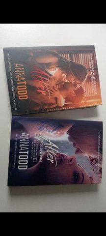 Livros After 1 e 2 versão tie