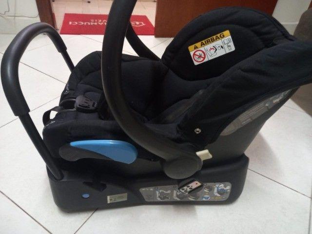 Bebê Conforto com base para carro - Streety Fix Com - Foto 2