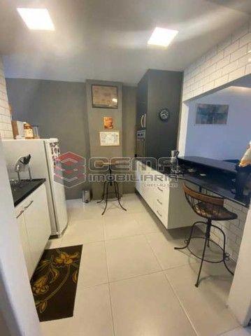Apartamento à venda com 1 dormitórios em Flamengo, Rio de janeiro cod:LAAP12984 - Foto 7