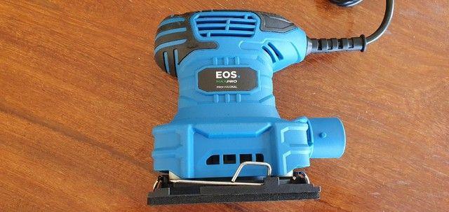 Lixadeira EOS max pro profissional