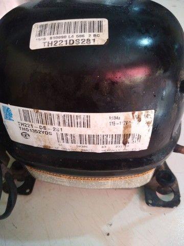 Motor de frezeer funcionando normal 270,00 - Foto 5