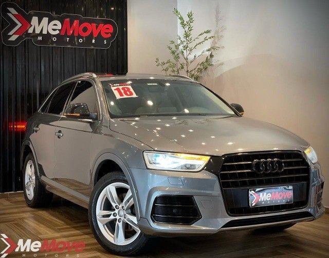 Audi Q3 Ambiente Plus 1.4 2018 Flex 57 mil km