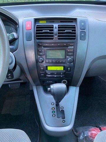 Hyundai Tucson GLS-B - Automático + GNV 5ª G - 2013 - Valor Real - Foto 12