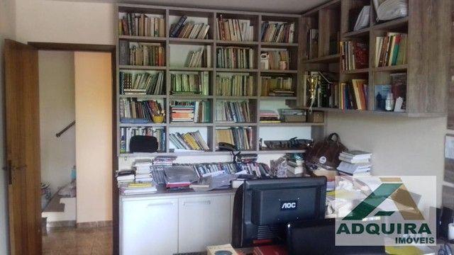 Casa sobrado com 4 quartos - Bairro Orfãs em Ponta Grossa - Foto 10