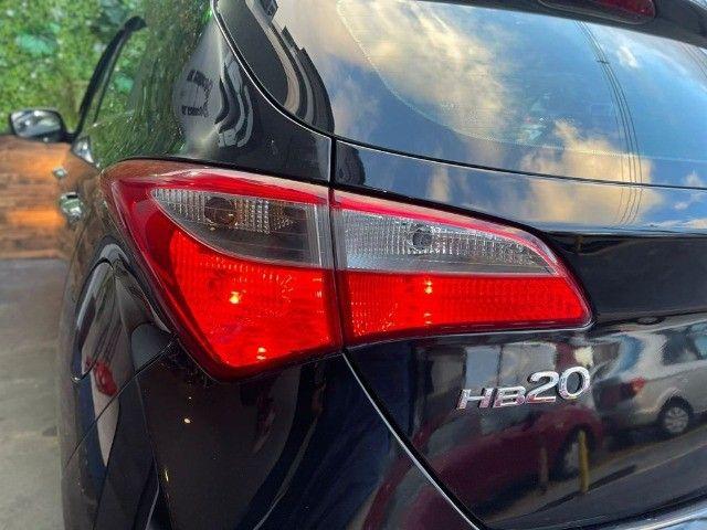 HB20 2015 Premium Automático, B.de Couro! Rodas de Liga, 1 Ano de Seguro grátis. - Foto 7