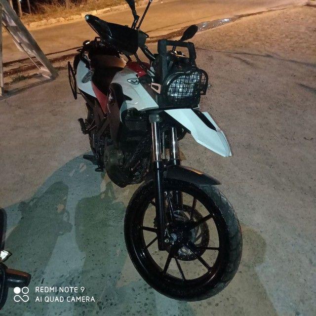 Vendo moto Bmw G 650gs - Foto 5