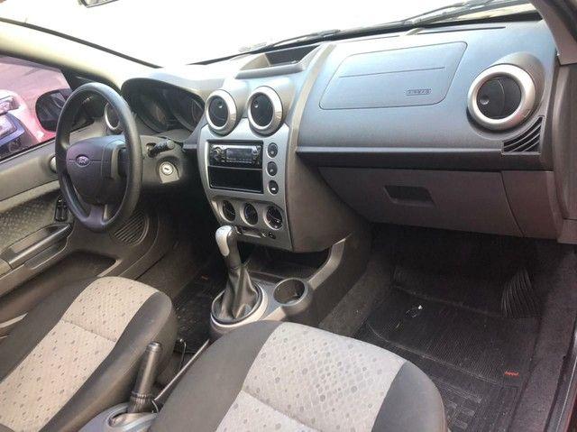Ford Fiesta Class 1.6 Completo 2012 ABS+Air Bag - Foto 11