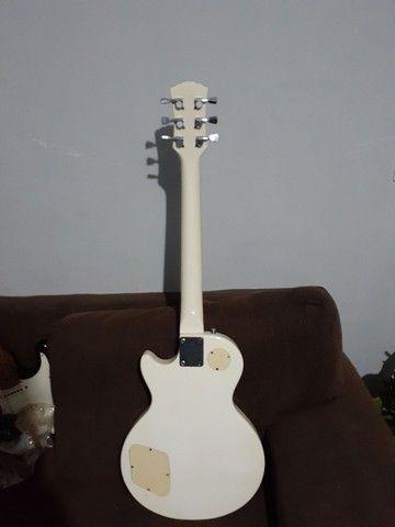 Guitarra shellter nashville troco - Foto 6