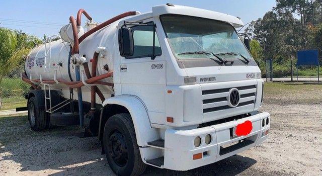 Caminhão a Vácuo VW 15-180 - Foto 2