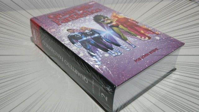 Quarteto Fantástico por John Byrne Vol.02 ( NOVO ) Lacrado - Foto 5