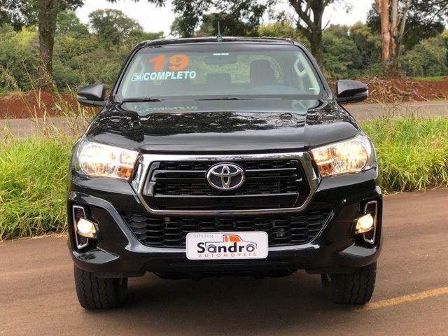 Toyota Hilux SR 2.8 4P - Foto 3