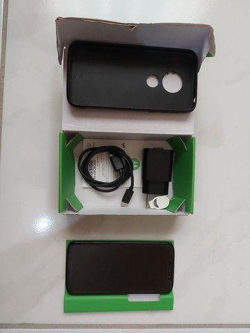 Moto G7 Play 32G novo sem risco sem arranhões  - Foto 4