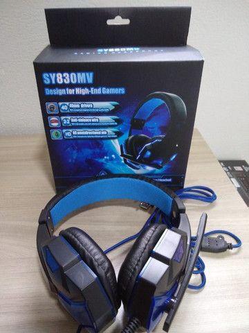 Fone Ouvido Headset Gamer - Foto 2