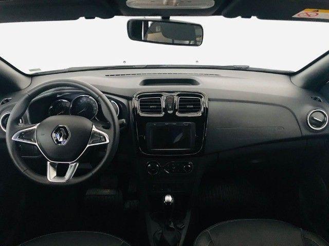 Renault / Logan 1.6 Intense Automático - 2020 - Foto 10