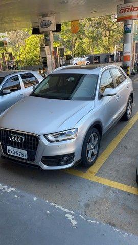 Audi Q3 ambition 2014